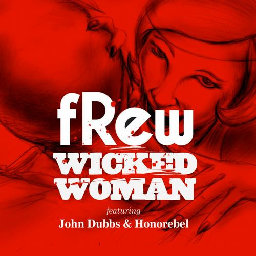 Album Art - Wicked Woman - Remixes