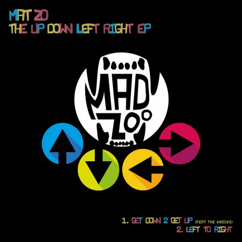 Album Art - The Up Down Left Right EP