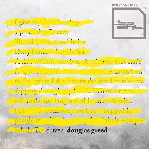 Driven Remixes Album Art
