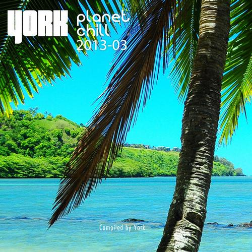 Album Art - Planet Chill 2013-03 (Compiled By York)