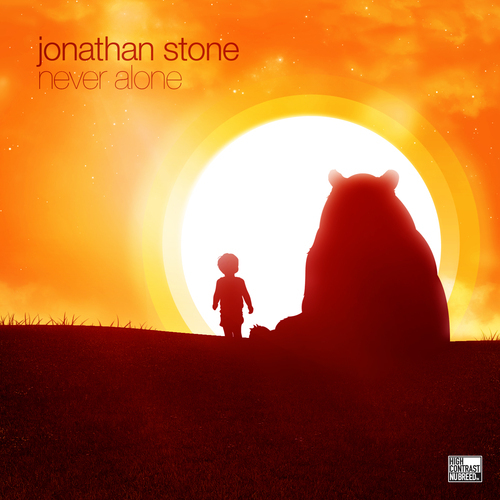 Album Art - Never Alone