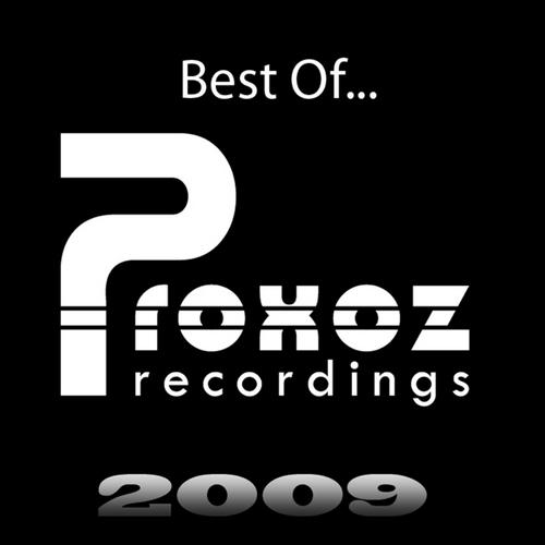 Album Art - Proxoz Recordings Best Of 2009