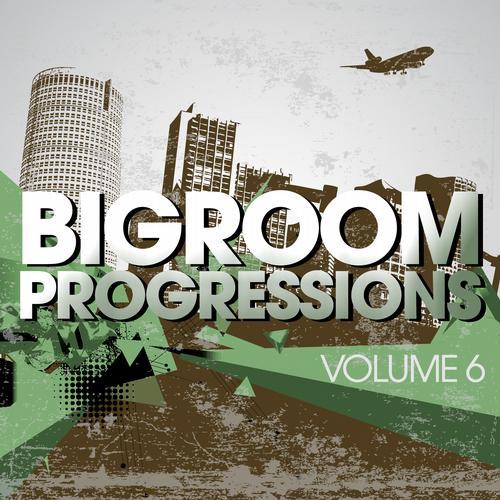 Album Art - Bigroom Progressions - Volume 6