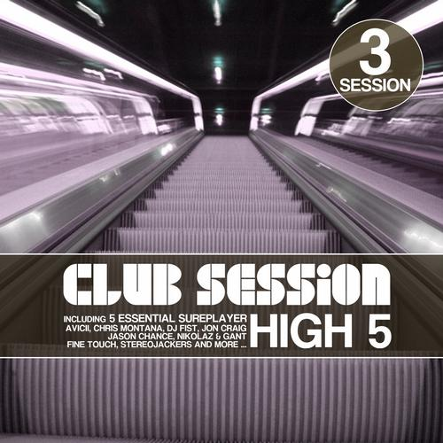 Club Session Pres. High 5 Album Art