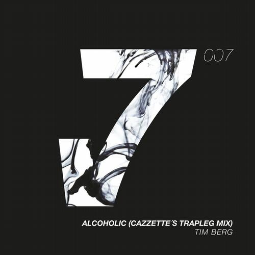 Album Art - Alcoholic (CAZZETTE's Trapleg Mix)