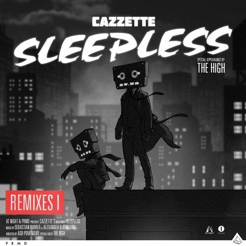 Sleepless feat. The High (Remixes I) Album Art