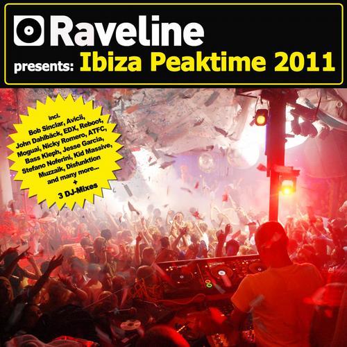 Album Art - Raveline Pres. Ibiza Peaktime 2011 (incl. 3 DJ-Mixes)