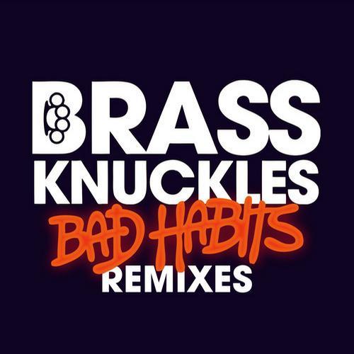 Album Art - Bad Habits - Remixes