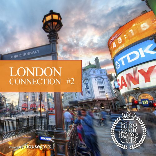 Album Art - London Connection 2