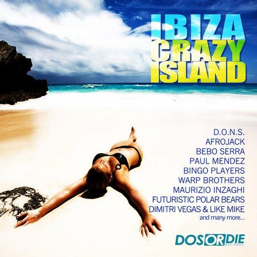 Album Art - Ibiza Crazy Island