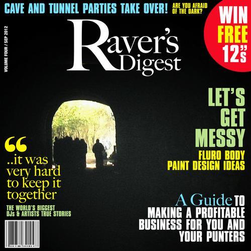 Album Art - Ravers Digest (September 2012)