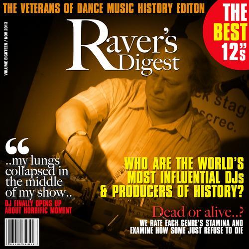 Ravers Digest (November 2013) Album Art