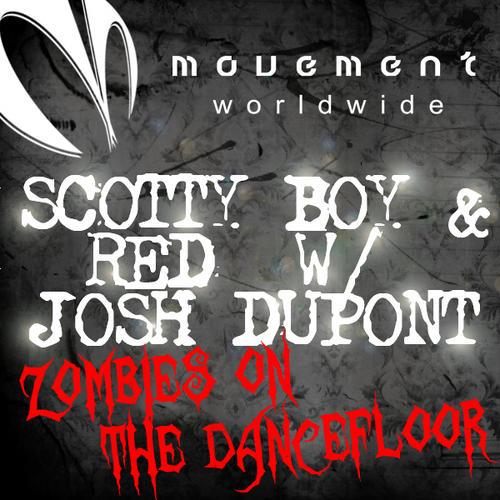 Album Art - Zombies On The Dancefloor