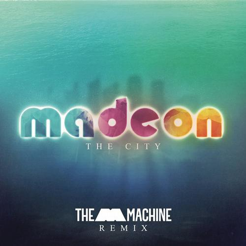 The City (The M Machine Remix) Album Art
