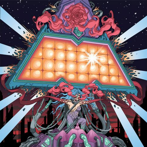 Album Art - Metropolis Pt. II