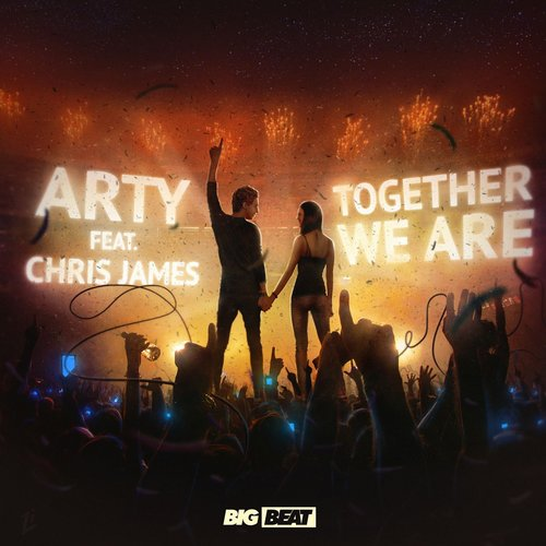 Album Art - Together We Are [feat. Chris James]