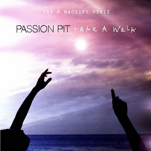 Album Art - Take A Walk (The M Machine Remix)