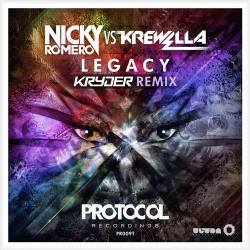 Album Art - Legacy (Kryder Remix)