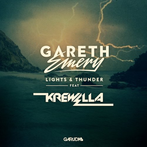 Album Art - Lights & Thunder
