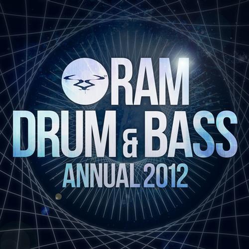 Album Art - Ram Drum & Bass Annual 2012