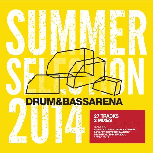 Album Art - Drum & Bass Arena Summer Selection 2014