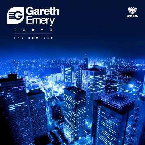 Tokyo (The Remixes) Album Art