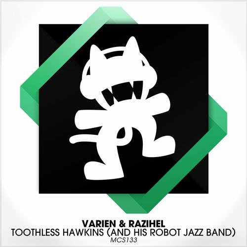 Toothless Hawkins (And His Robot Jazz Band) Album Art