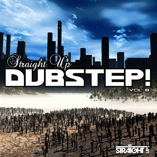 Album Art - Straight Up Dubstep! Vol. 8