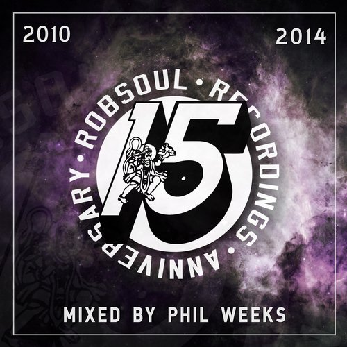 Album Art - Phil Weeks Presents Robsoul 15 Years Vol.3 (2010-2014)