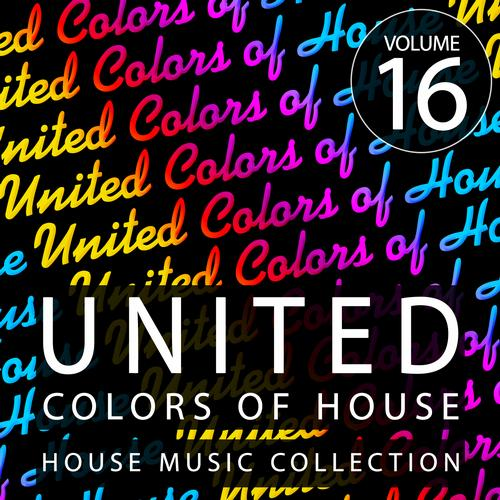 Album Art - United Colors Of House Volume 16