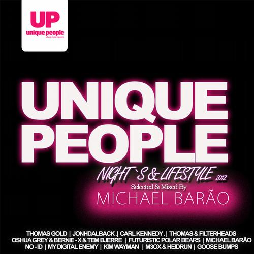 Album Art - Unique People Nights & Lifestyle 2012