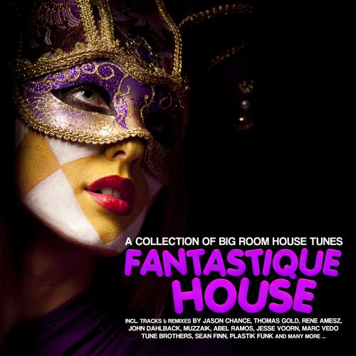 Album Art - Fantastique House Edition 8