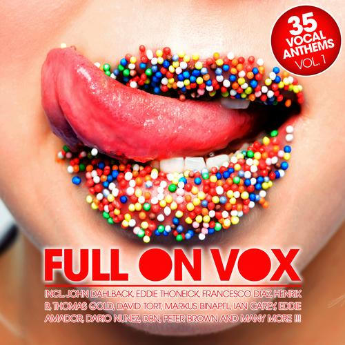 Album Art - Full On Vox - Volume 1