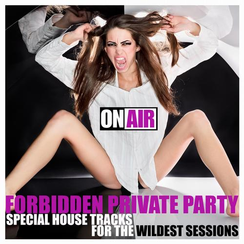 Album Art - Forbidden Private Party (Special House Tracks for the Wildest Sessions)