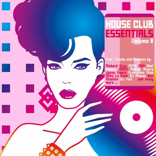 Album Art - House Club Essentials - Vol. 8