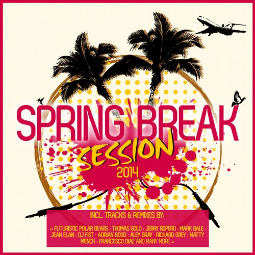 Album Art - Spring Break Session 2014
