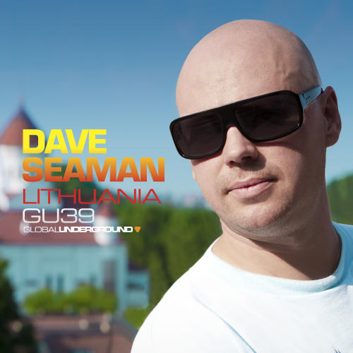 Album Art - GU39 Dave Seaman Lithuania