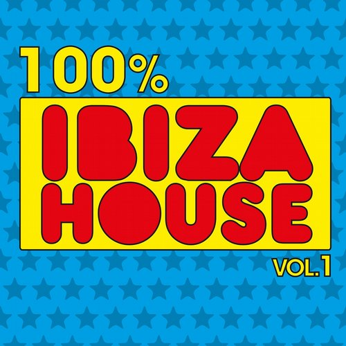 Album Art - 100%% Ibiza House, Vol. 1