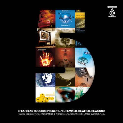 Album Art - '5', Remixed, Rewired, Rewound