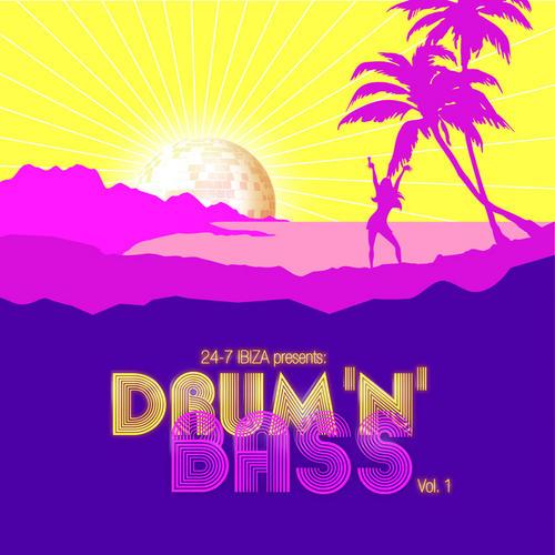 Album Art - 24-7 Ibiza Drum & Bass