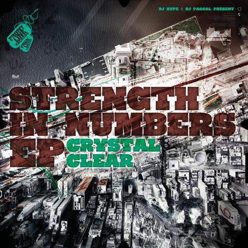 Album Art - Strength In Numbers EP