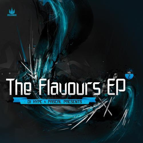 Album Art - The Flavours EP, Vol. 2