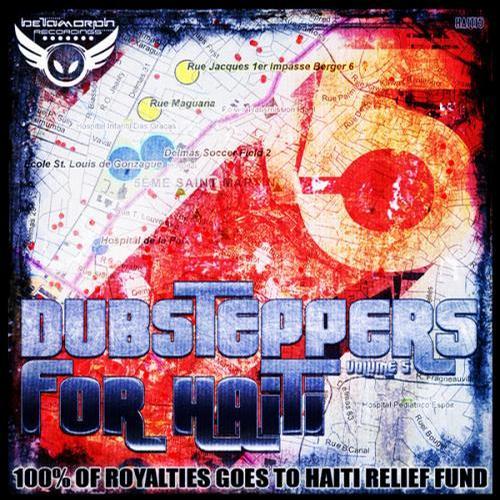 Album Art - Dubsteppers For Haiti Volume 5