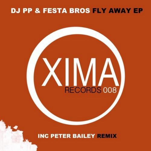Fly Away EP Album Art