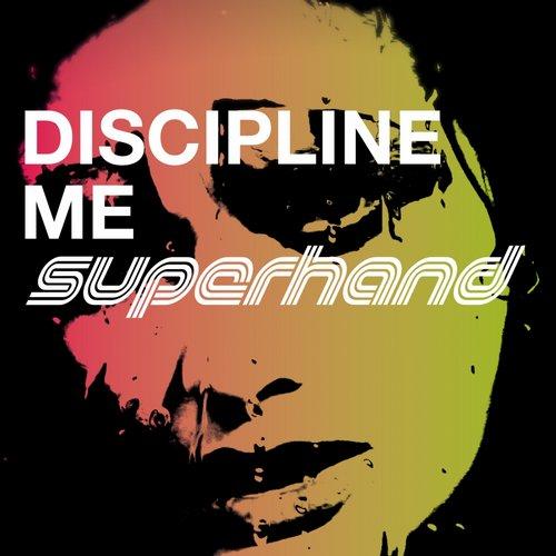 Discipline Me Album Art