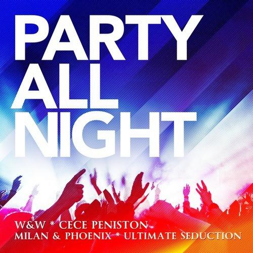 Album Art - Party All Night