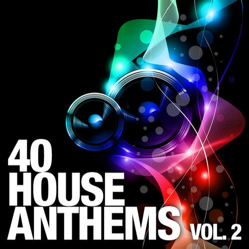 Album Art - 40 House Anthems, Vol. 2