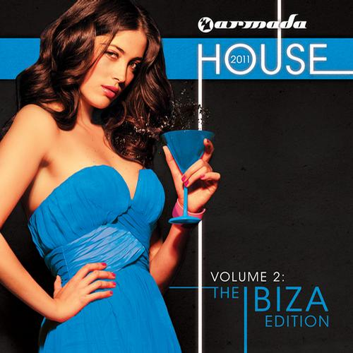 Album Art - Armada House 2011, Vol. 2 - The Ibiza Edition
