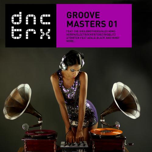 Album Art - Groovemasters 01