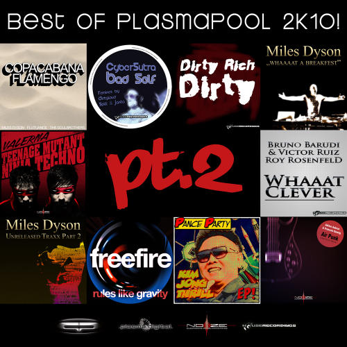 Album Art - Best Of Plasmapool 2k10! Part 2